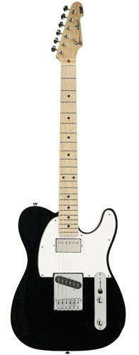 ESP RON WOOD BK (Black)