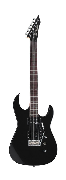 B.C. Rich ASM One Pearl Black