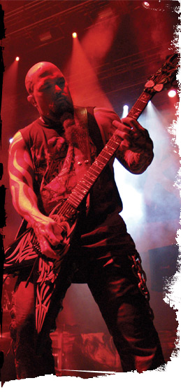 B.C. Rich Guitars Kerry King Signature V