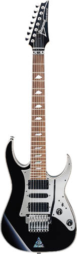 Ibanez UV777 P BK   Steve Vai Signature Model