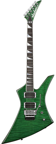 JACKSON KE2 KELLY™ Transparent Green