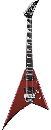 JACKSON X SERIES RX10D RHOADS™ Inferno Red