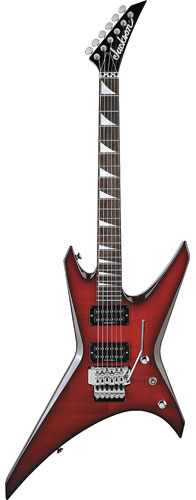 JACKSON X SERIES WRXT WARRIOR™ Transparent Red