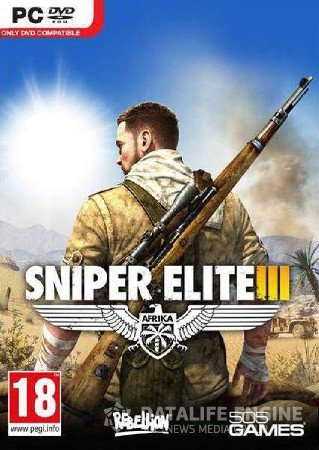 Sniper Elite 3 (2014) RUS/ENG/RELOADED