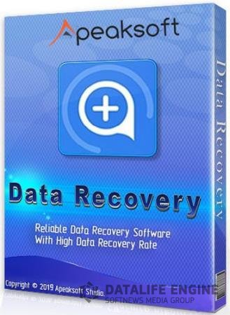 Apeaksoft Data Recovery 1.2.16 + Rus