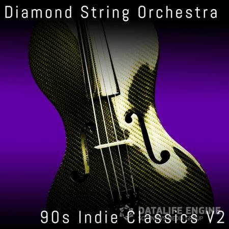 Diamond String Orchestra - 90s Indie Classics, Vol. 2 (2020)