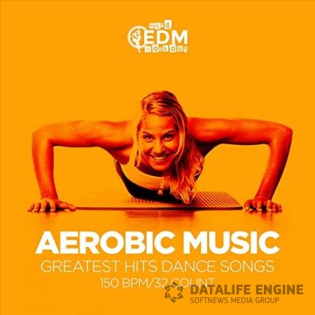 Hard EDM Workout - Aerobic Music Greatest Hits Dance Songs (2020)