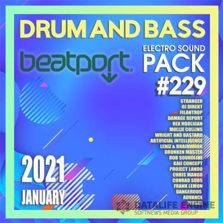 Beatport Drum And Bass: Sound Pack #229 (2021)