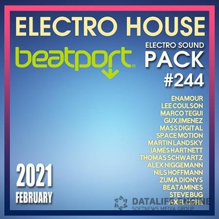 Beatport Electro House: Sound Pack #244 (2021)