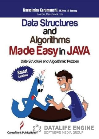 Narasimha Karumanchi Data Structures and Algorithms Made Easy in Java