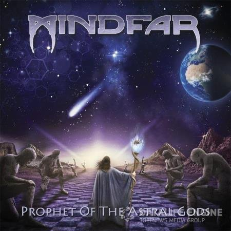 Mindfar - Prophet Of The Astral Gods (2021)